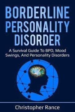 Borderline Personality Disorder (eBook, ePUB) - Rance, Christopher