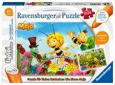 Puzzle für kleine Entdecker: Die Biene Maja (Kinderpuzzle) / tiptoi®