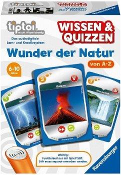 tiptoi® Wissen & Quizzen: Wunder der Natur
