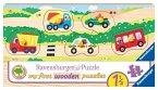 Allererste Fahrzeuge (Kinderpuzzle)