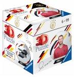 Ravensburger 3D Puzzle 11186 - Puzzle-Ball DFB Spieler - Manuel Neuer - 54 Teile - für Fußball Fans ab 6 Jahren