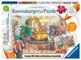 tiptoi® Puzzle für kleine Entdecker: Baustelle (Kinderpuzzle)