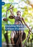 Revisiting Marx's Critique of Liberalism (eBook, PDF)