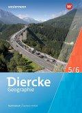 Diercke Geographie 5/6. Schülerband. Gymnasien in Sachsen-Anhalt