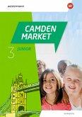Camden Market Junior 3. Workbook mit Audio-CD