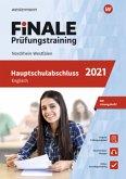 FiNALE Prüfungstraining 2021 Hauptschulabschluss Nordrhein-Westfalen. Englisch