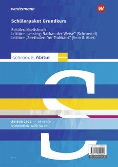 Schroedel Abitur. Deutsch. Grundkurs. Qualifikationsphase. Schülerpaket zum Abitur 2022. Nordrhein-Westfalen 2022