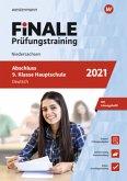 FiNALE Prüfungstraining 2021 Abschluss 9. Klasse Hauptschule Niedersachsen. Deutsch