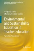 Environmental and Sustainability Education in Teacher Education (eBook, PDF)