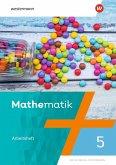 Mathematik 5. Arbeitsheft mit Lösungen. Regionale Schulen in Mecklenburg-Vorpommern