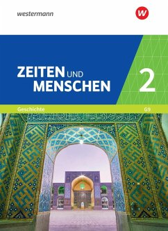 Zeiten und Menschen 2. Schülerband. Gymnasium (G9). Nordrhein-Westfalen - Neubearbeitung