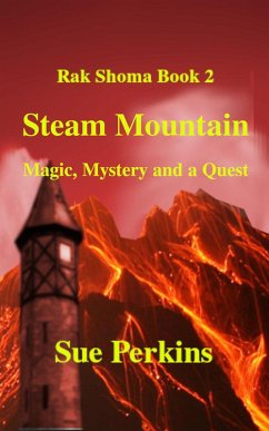 Steam Mountain (Rak Shoma, #2) (eBook, ePUB) - Perkins, Sue