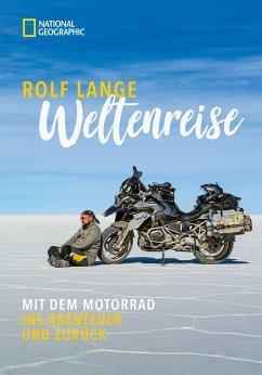 Weltenreise (eBook, ePUB) - Lange, Rolf