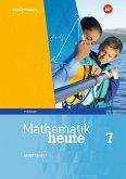 Mathematik heute 7. Arbeitsheft mit Lösungen. Thüringen