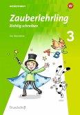 Zauberlehrling 3. Arbeitsheft GS - Grundschrift