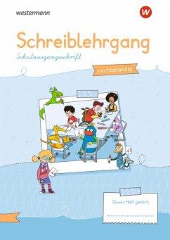 Westermann Schreiblehrgang SAS rechtshändig - Schulausgangsschrift