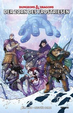 Dungeons & Dragons - Der Zorn des Frostriesen (eBook, PDF) - Zub, Jim