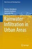 Rainwater Infiltration in Urban Areas (eBook, PDF)