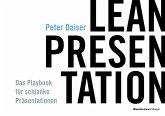 LEAN PRESENTATION (eBook, PDF)