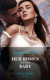 Her Boss's One-Night Baby (Mills & Boon Modern) (eBook, ePUB)