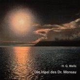 Die Insel des Dr. Moreau, Audio-CD