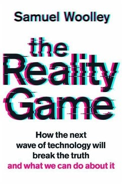 The Reality Game - Woolley, Samuel
