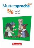 Muttersprache plus 5./6. Schuljahr - Zu Allg. Ausgabe 2020 und Sachsen 2019 - Märchen