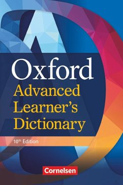 Oxford Advanced Learner's Dictionary. B2-C2 - Wörterbuch (Festeinband)