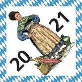 Turmschreiber Tageskalender 2021