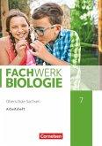 Fachwerk Biologie 7. Schuljahr - Arbeitsheft