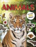 Sticker Encyclopedia Animals