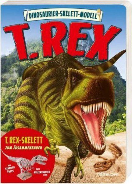 Dinosaurier Skelett Modell T Rex Restexemplar Restauflage Von