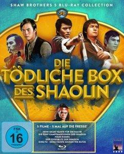 Die tödliche Box des Shaolin (Shaw Brothers Collection) (5 Blu-rays) Shaw Brothers Collection