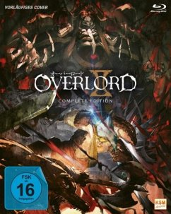 Overlord - Staffel 2 BLU-RAY Box