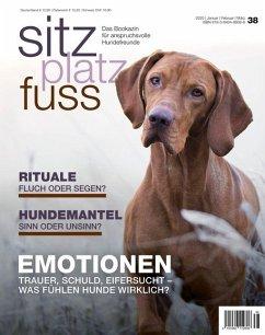 SitzPlatzFuss, Ausgabe 38