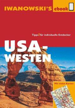 USA-Westen - Reiseführer von Iwanowski (eBook, ePUB) - Brinke, Margit; Kränzle, Peter