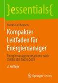 Kompakter Leitfaden für Energiemanager (eBook, PDF)