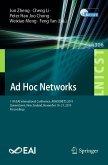 Ad Hoc Networks (eBook, PDF)