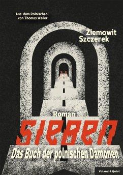 Sieben (eBook, ePUB) - Szczerek, Ziemowit