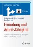 Ermüdung und Arbeitsfähigkeit (eBook, PDF)