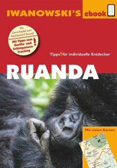 Ruanda - Reiseführer von Iwanowski (eBook, ePUB) - Hooge, Heiko