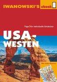 USA-Westen - Reiseführer von Iwanowski (eBook, PDF)
