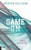 Game on - Trotz allem du (eBook, ePUB)