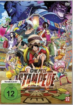 One Piece - 13. Film: One Piece - Stampede Limited Collector's Edition