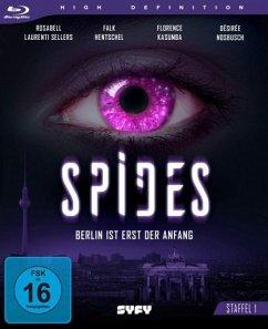 Spides - Berlin ist erst der Anfang