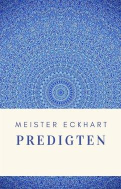 Meister Eckhart - Predigten (eBook, ePUB) - Eckhart, Meister