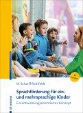 Sprachförderung für ein- und mehrsprachige Kinder (eBook, PDF)