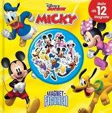 Micky Magnetfiguren