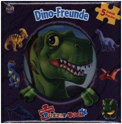 Dino-Freunde, Puzzlebuch