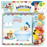 Disney Babys, Badebuch + 6 Spielfiguren + 1 Aufbewahrungsnetz